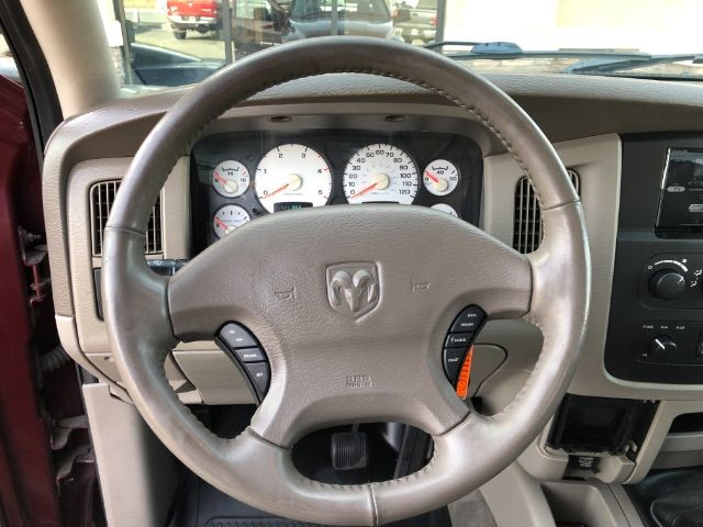 2003 Dodge Ram 2500 Laramie Quad Cab Short Bed 4WD LINDON, UT 20