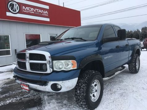 2003 Dodge Ram 2500 SLT in