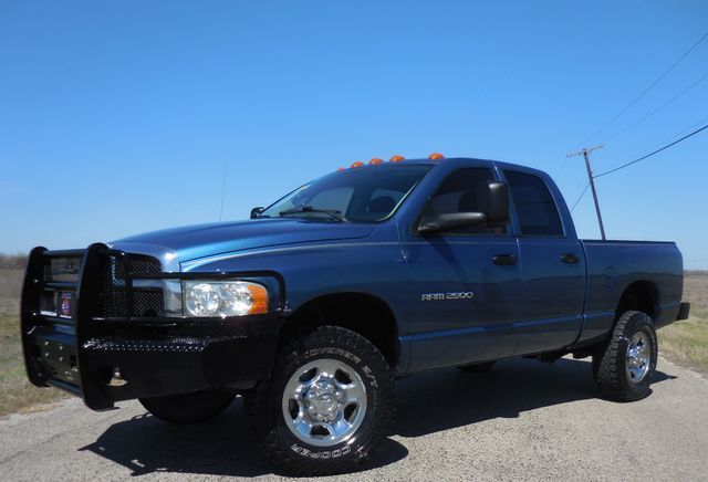 2003 Dodge Ram 2500 SLT in New Braunfels, TX 78130