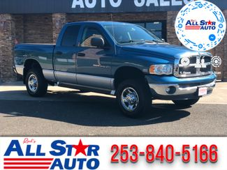2003 Dodge Ram 2500 SLT in Puyallup Washington, 98371