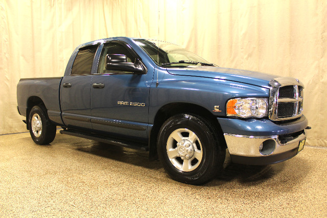 2003 Dodge Ram 2500 Manual diesel RWD SLT
