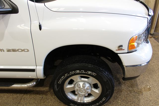 2003 Dodge Ram 2500 Diesel 4x4 Long box SLT in Roscoe, IL 61073