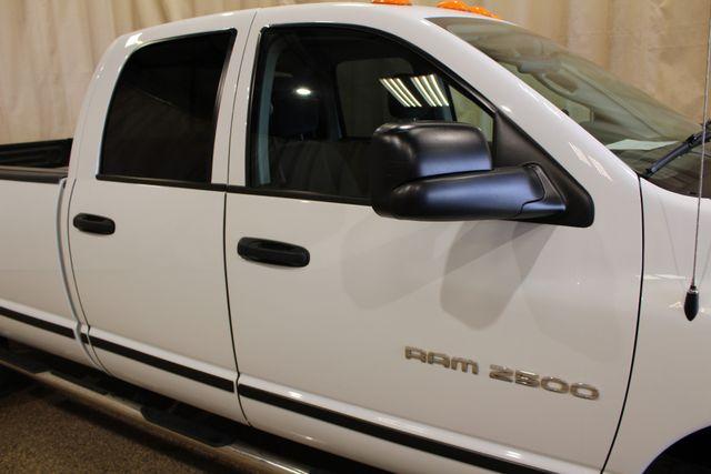 2003 Dodge Ram 2500 Diesel 4x4 Long box SLT in Roscoe, IL 61073