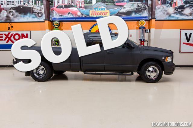 2003 Dodge Ram 3500 SLT Quad Cab Dually