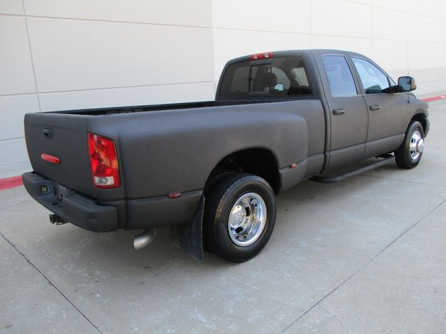2003 Dodge Ram 3500 Laramie SLT 1 Owner Great Car Fax in Plano Texas, 75074