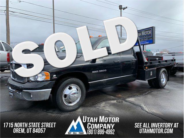 2003 Dodge Ram 3500 SLT | Orem, Utah | Utah Motor Company in  Utah
