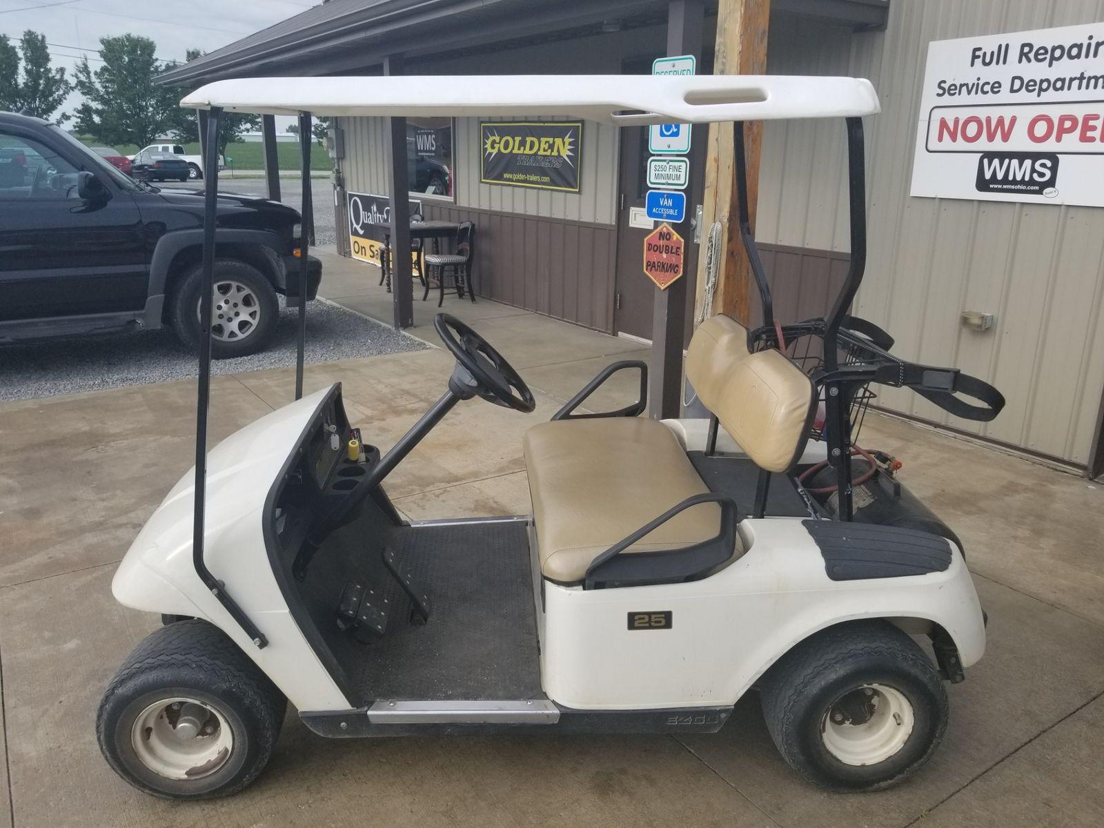 2003 Ez Go GOLF CART GOLF CART Golf Cart Van on delivery cart, gem food truck cart, street cart, van pool, pushing grocery cart, crazy cart,