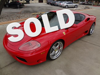 2003 Ferrari 360 in Austin, Texas 78726