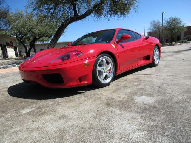 2003 Ferrari 360 Austin , Texas 1
