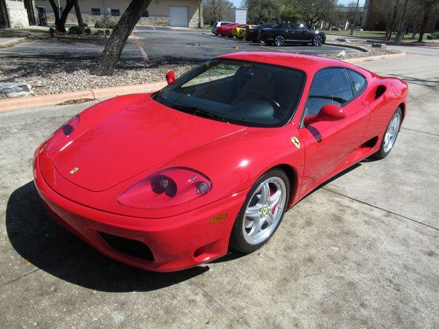 2003 Ferrari 360 Austin , Texas 2
