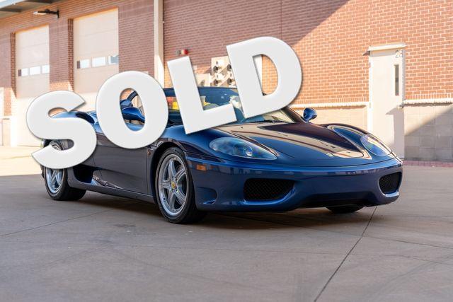 2003 Ferrari 360 in Chesterfield, Missouri 63005