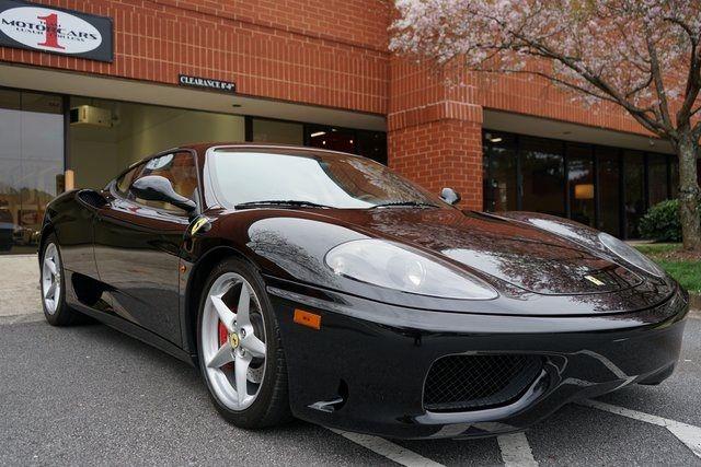 2003 Ferrari 360 Berlinetta