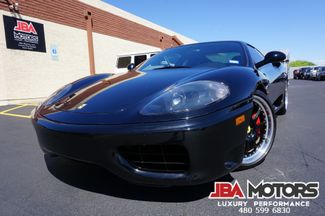 2003 Ferrari 360 Modena Coupe LOW MILES ~ NEW CLUTCH MAJOR SERVICE | MESA, AZ | JBA MOTORS in Mesa AZ
