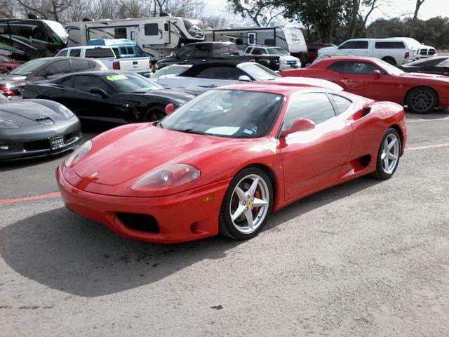 2003 Ferrari 360 Modena Berlinetta F1 Boerne, Texas 1