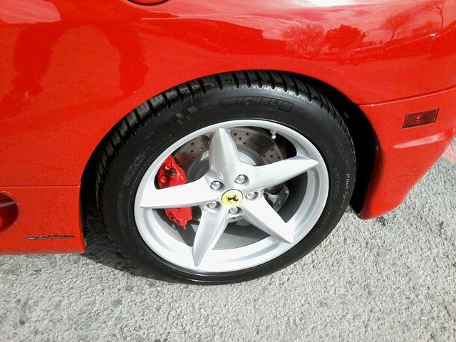 2003 Ferrari 360 Modena Berlinetta F1 Boerne, Texas 51