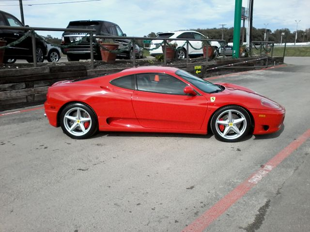 2003 Ferrari 360 Modena Berlinetta F1 Boerne, Texas 9