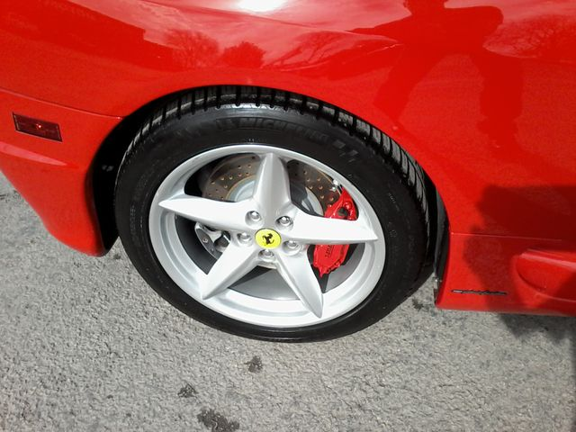 2003 Ferrari 360 Modena Berlinetta F1 Boerne, Texas 48