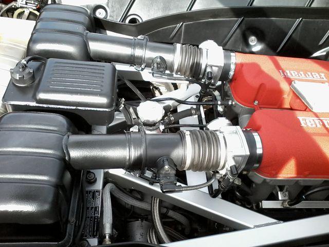 2003 Ferrari 360 Modena Berlinetta F1 Boerne, Texas 44