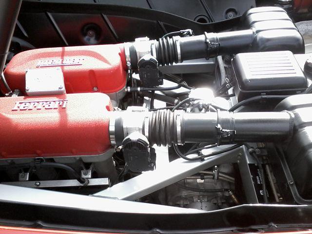 2003 Ferrari 360 Modena Berlinetta F1 Boerne, Texas 45