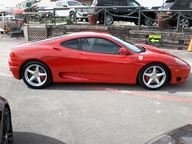 2003 Ferrari 360 Modena Berlinetta F1 Boerne, Texas 5