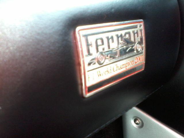 2003 Ferrari 360 Modena Berlinetta F1 Boerne, Texas 34