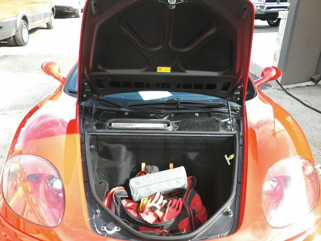 2003 Ferrari 360 Modena Berlinetta F1 Boerne, Texas 41