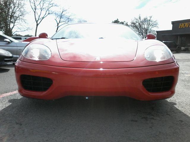 2003 Ferrari 360 Modena Berlinetta F1 Boerne, Texas 11