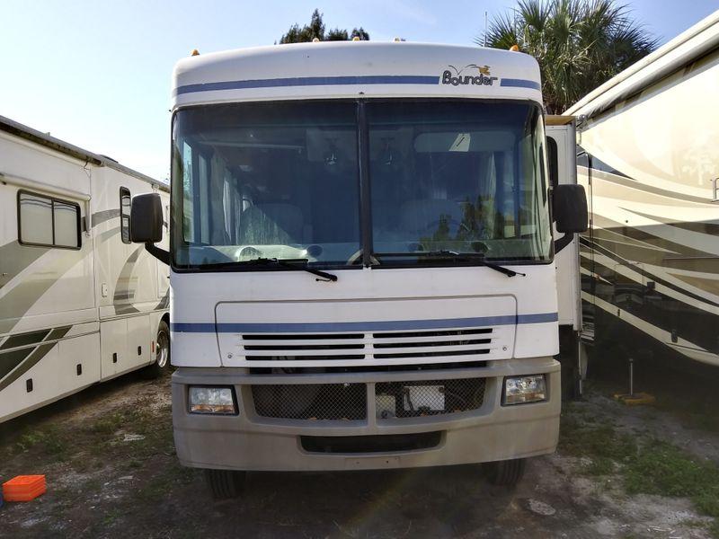 2003 Fleetwood Bounder 36D  city FL  Manatee RV  in Palmetto, FL