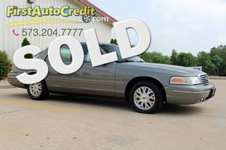 2003 Ford Crown Victoria LX in Jackson MO, 63755