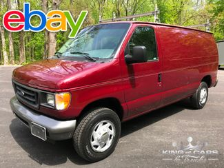 2003 Ford E250 Econoline SERVICE VAN 5.4L V8 32K MILES 2-OWNER in Woodbury, New Jersey 08096