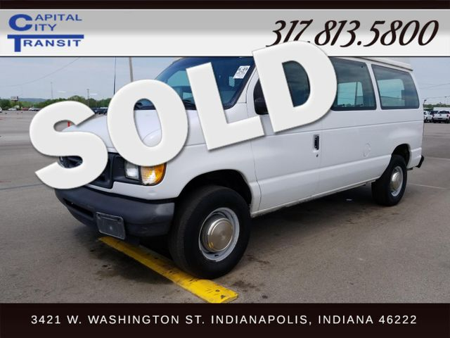 2003 Ford E250 Wheelchair Van Indianapolis, IN