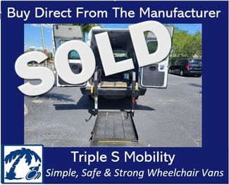 2003 Ford E350 Extended Wheelchair Van Handicap Ramp Van DEPOSIT in Pinellas Park, Florida 33781