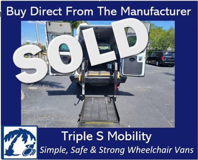 2003 Ford E350 Extended Wheelchair Van Handicap Ramp Van DEPOSIT