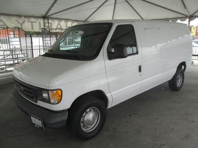 2003 Ford Econoline Cargo Van Gardena, California