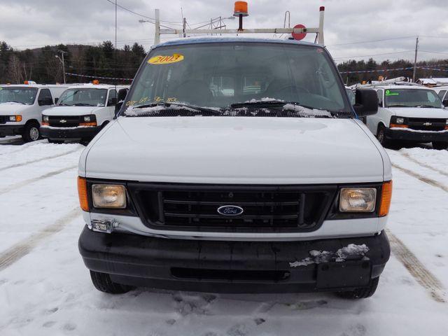 2003 Ford Econoline Cargo Van Hoosick Falls, New York 1