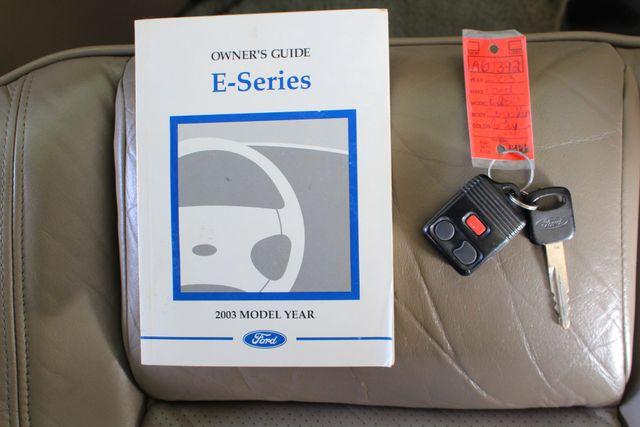 2003 Ford Econoline E-250 Van Recreational - ECLIPSE HIGH TOP CONVERSION VAN! Mooresville , NC 22