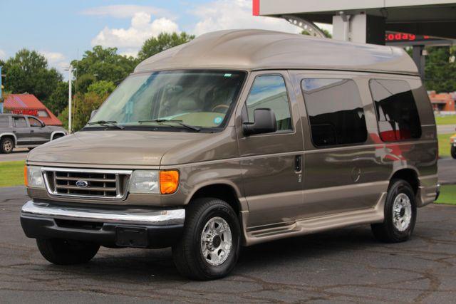 2003 Ford Econoline E-250 Van Recreational - ECLIPSE HIGH TOP CONVERSION VAN! Mooresville , NC 27