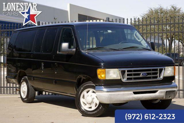 2003 Ford Econoline Cargo Van 1 Owner E250 Extended
