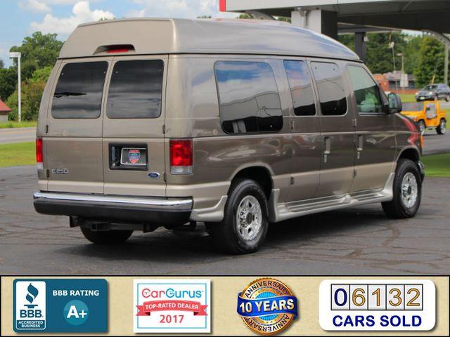 2003 Ford Econoline E-250 Van Recreational - ECLIPSE HIGH TOP CONVERSION VAN! Mooresville , NC 2