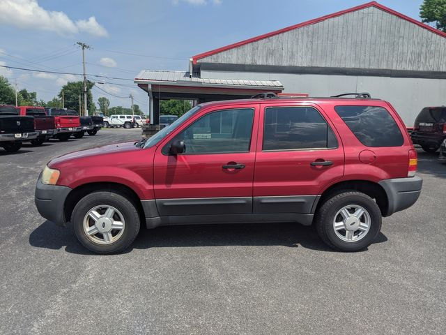 2003 Ford Escape 4d SUV FWD XLT Popular