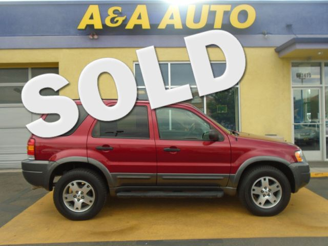 2003 Ford Escape XLT Popular 2 in Englewood CO, 80110