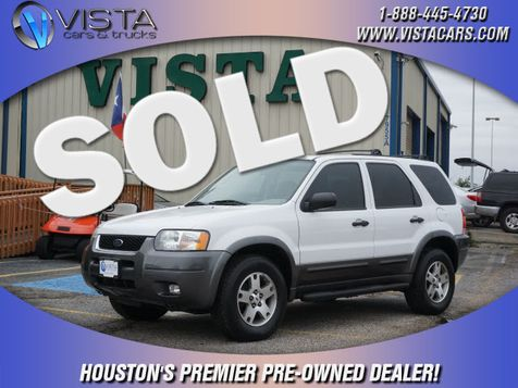 2003 Ford Escape XLT Popular in Houston, Texas