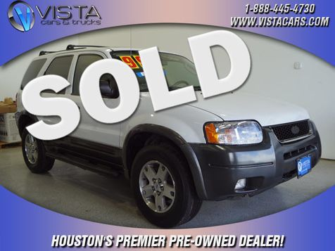 2003 Ford Escape XLT Popular in Houston, Texas