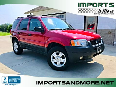 2003 Ford Escape XLT V6 2wd in Lenoir City, TN