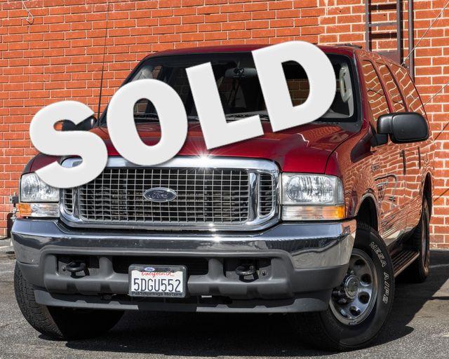 2003 Ford Excursion XLT Burbank, CA