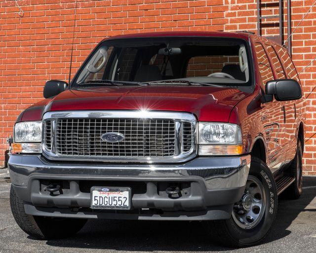 2003 Ford Excursion XLT Burbank, CA 8