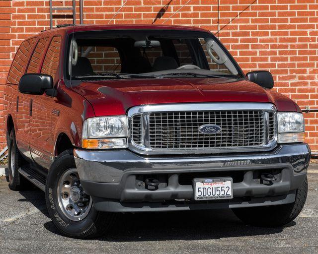 2003 Ford Excursion XLT Burbank, CA 10