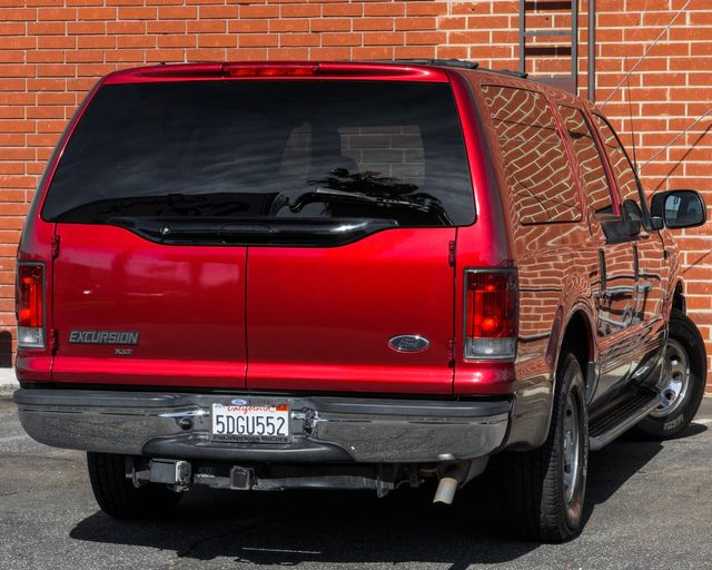 2003 Ford Excursion XLT Burbank, CA 13
