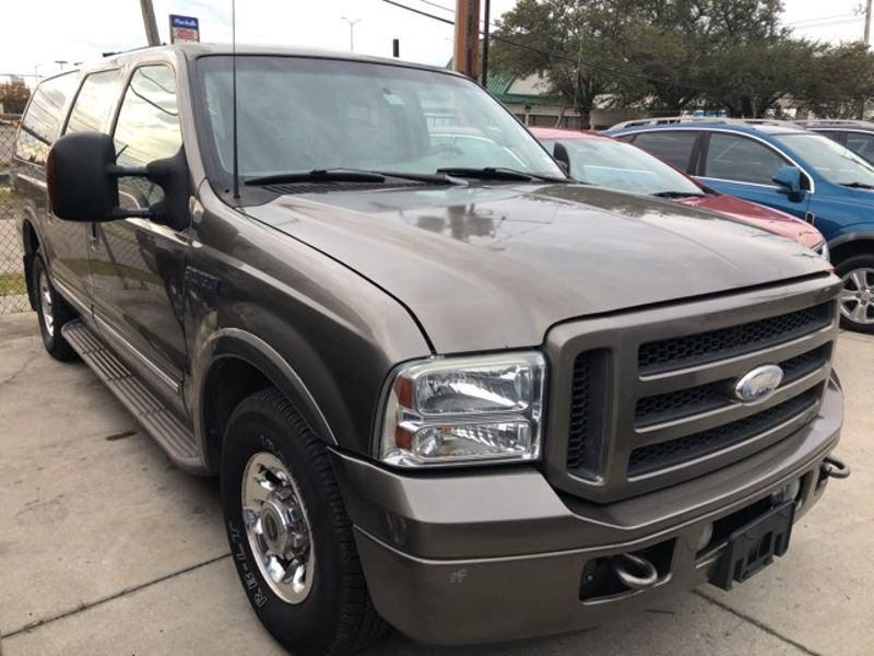 2003 Ford Excursion Limited  city LA  AutoSmart  in Harvey, LA