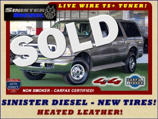 2003 Ford Excursion Limited 4X4 - SINISTER DIESEL - BRAND NEW TIRES Mooresville , NC